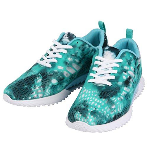 レプリカパスコマースSouple(スープル) フィットネスシューズ ランニングシューズ ジョギングシューズ レディース 運動靴 軽量 防水 通学靴 女性用 23.0cm-25.0cm