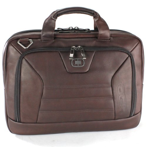 OGIO Luggage Varney Computer Case, Brown, One Size, Bags Central