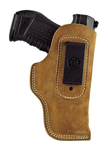 Best Prices! Vega Holsters V IB341 Iwb James Bond Style Suede Holster, Brown Suede