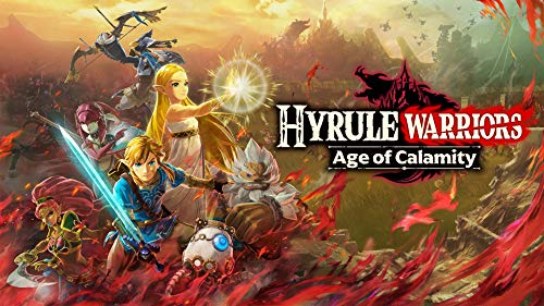 Hyrule Warriors Age of Calamity - Pre-load - Switch [Digital Code]