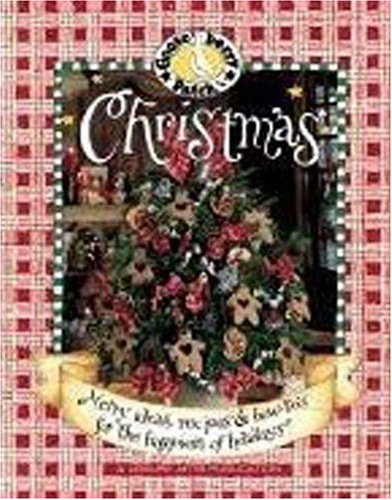 Gooseberry Patch Christmas, Book 1: Merry Ideas, Recipes and How-To's for the Happiest of Holidays! by Gooseberry Patch