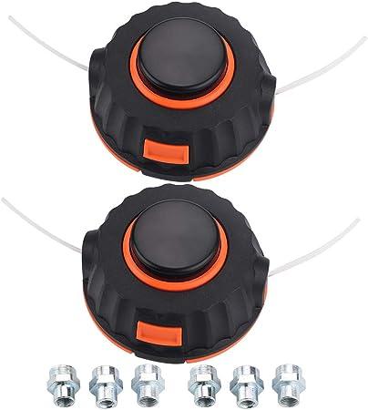 Husqvarna 537419214 Trimmer Head Fits 128CD Poulan PPB330 PP025 PPB150E