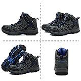LAND SENLUNE Men's Hiking Shoes Waterproof