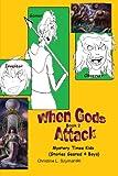 When Gods Attack, Christine Szymanski, 1497467098