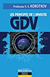 Les Principes de l'analyse GDV