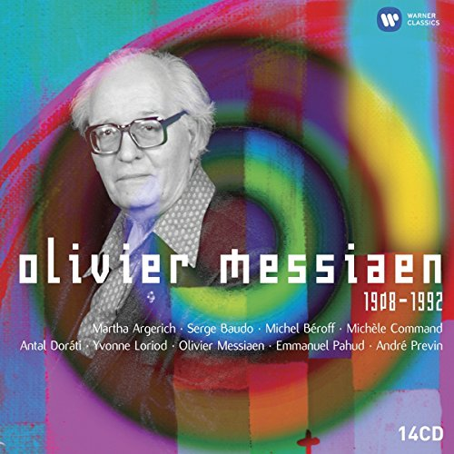 Messiaen The Anniversary (14 CDs)