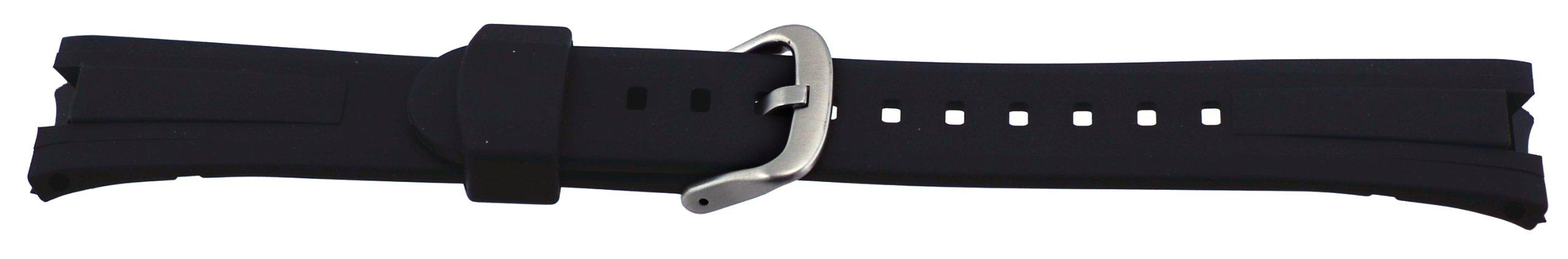 Casio #10447496 Editifice Genuine Factory Replacement Band - EF305-1AV