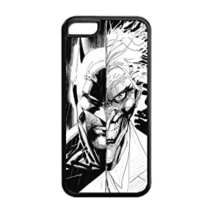 Batman Joker Comic Cases for Iphone 5C by mcsharks