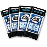 Right Guard Best Dressed Antiperspirant Deodorant Gel, Alpha, 4 Ounce (4 Count)