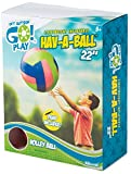 Toysmith Get Outside GO! Volleyball Hav-A-Ball (Assorted Colors) Game