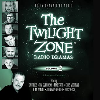 the twilight zone radio dramas volume 2
