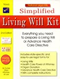 Simplified Living Will Kit (National Legal Kits)
