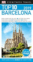"Newly revised, updated, and redesigned for 2016.True to its name, DK Eyewitness Travel Guide: Top 10 Barcelona covers all the city's major sights and attractions in easy-to-use ""top 10"" lists that help you plan the vacation that's right for y..."
