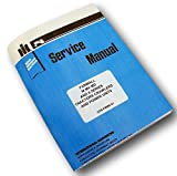 Full Farmall M Mv Tractor Service Manual Shop Repair International Mccormick Ih