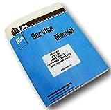 Full Farmall M Mv Tractor Service Manual Shop Repair International Mccormick Ih