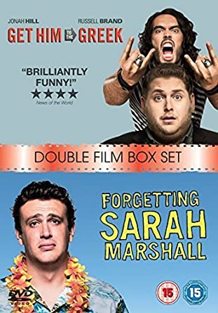 Amazon Com Forgetting Sarah Marshall Get Him To The Greek Dvd