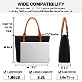 Laptop Bag for Women,15.6-17 Inch Laptop Tote Bag