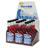 Flex-A-Lite 500166POP Radiator Coolant/Protectant 12-Pack w/acrylic display
