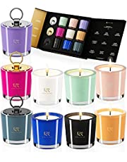 Aromatherapy Scented Candles Luxury Gift Set