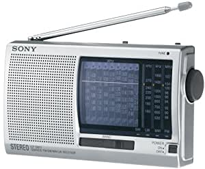 Sony icf sw11 12 band world band radio for Icf home design software