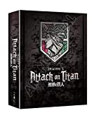 Attack on Titan: Season Two (Limited Edition Blu-ray/DVD Combo)