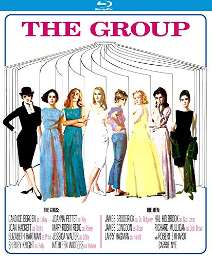"""The Group"" blu-ray"