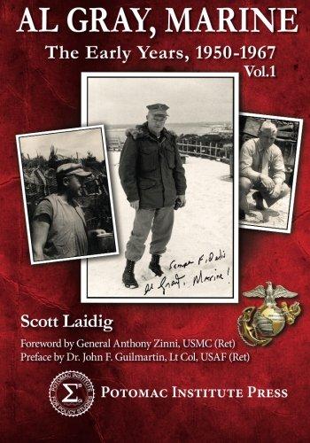 Al Gray, Marine: The Early Years, 1950-1967 Vol. 1 (Volume 1)