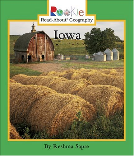 Download Iowa (Rookie Read-About Geography) ebook