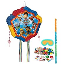 Paw Patrol Party Supplies - Pinata Kit