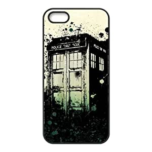 Brand New Cusom Cover Case for Iphone 5,5S - Doctor Who Phone Case JZQ-905538