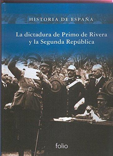 Historia de España: La dictadura de Primo de Rivera y la segunda ...