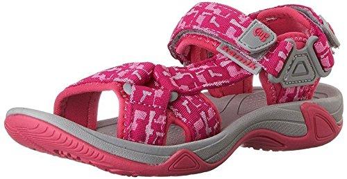 Kamik Lowtide - Chanclas para niña rosa rosa Pink