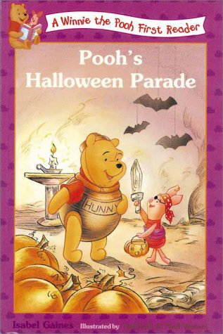 (Pooh's Halloween Parade (Winnie the Pooh First Readers,)