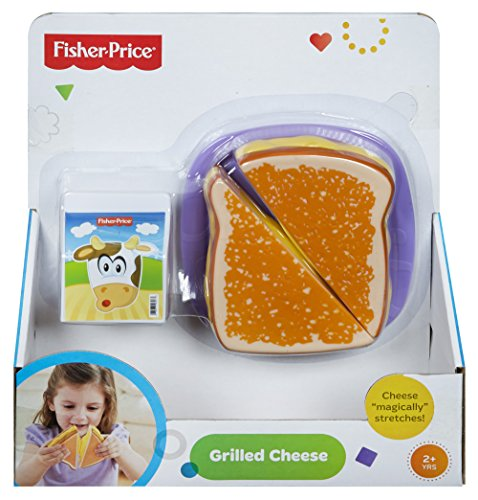 Fisher-Price Stretchy Grilled Cheese