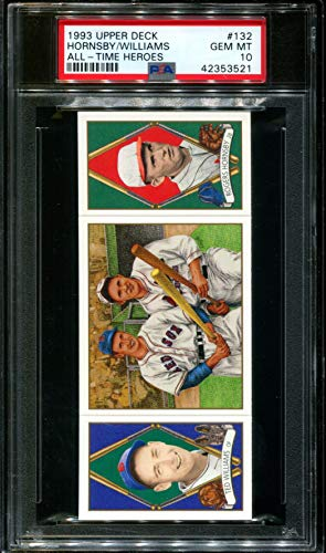 Buy ted williams psa 4