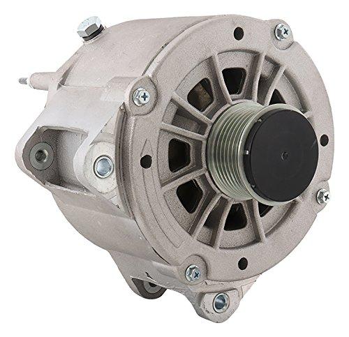 0-12719 Alternator for 3.2L 9 Clock 190 Amp Clutch Pulley Type Internal Regulator CW Rotation 12V Porsche Cayenne 2004 2005 2006 10480486 955-603-016-01 021-903-026K 11061 ()