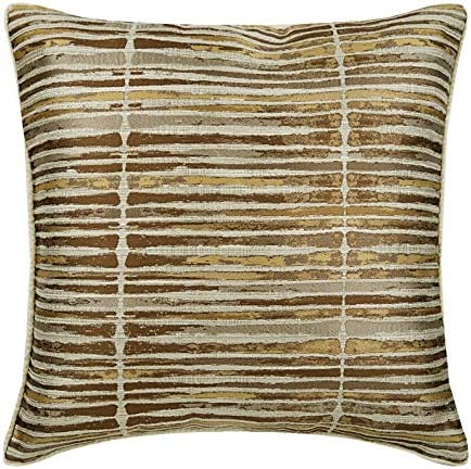 Cuscini 35x35.The Homecentric Oro E Beige 35x35 Cm Jaquard Weave Cuscino Home