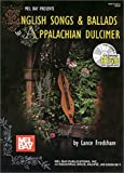 English Songs and Ballads for Dulcimer Bk/CD, Lance Frodsham, 0786644540