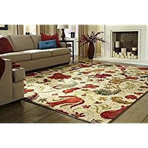 51K83Nt34%2BL._SS300_ Best Tropical Area Rugs