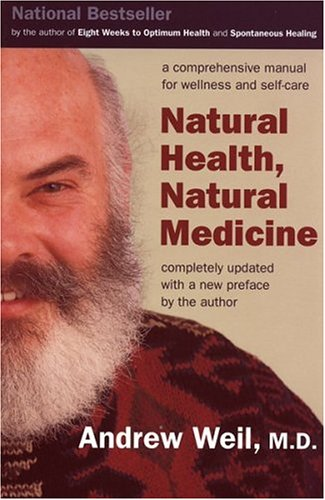 Cover of Natural Health, Natural Medicine