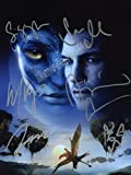 Avatar Multi-cast 8x10 Autographed Photo Reprint!