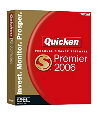 Quicken Premier 2006 [Old Version]