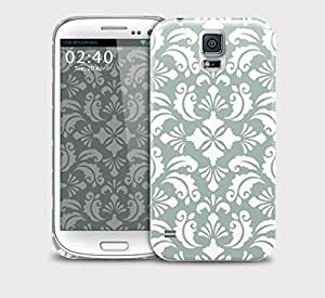 vintage green paper Samsung Galaxy S5 GS5 protective phone case