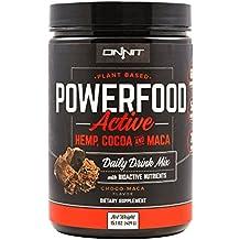 Onnit Powerfood Active: Vegan Hemp Protein Powder (30 Servings)