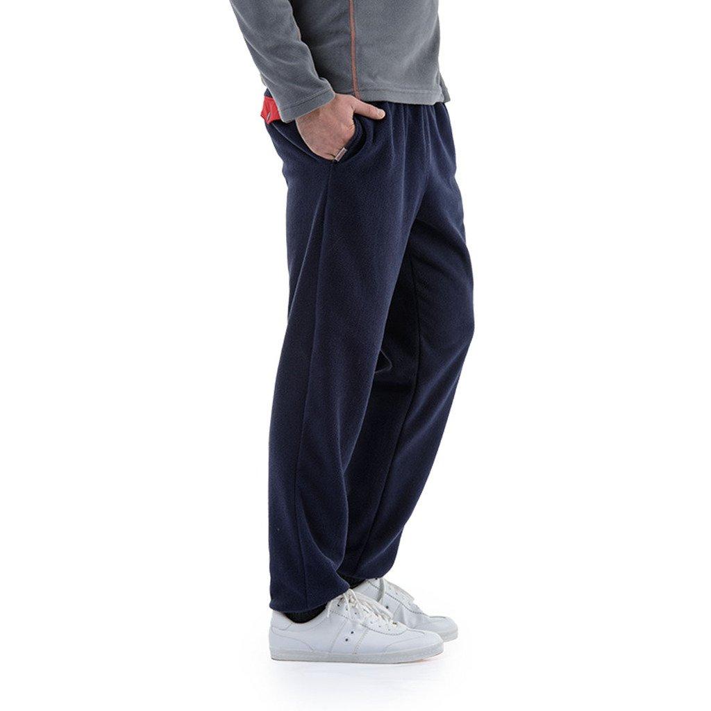 d72cb52941da1c Herren Jogginghose Fleecehose Cuffed Hose Anti-Pilling warm Training Sport  Outdoor