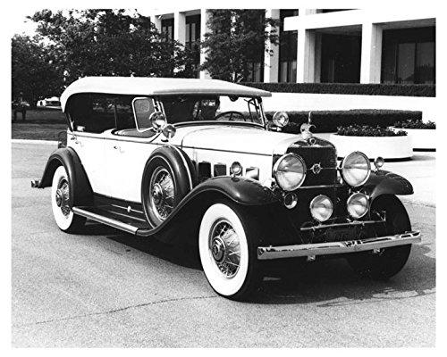 1931 Cadillac Sport Phaeton Automobile Photo from AutoLit