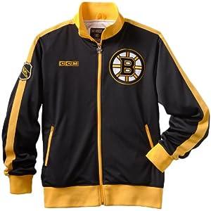 Reebok-NHL-Boston-Bruins-Track-Jacket-Mens