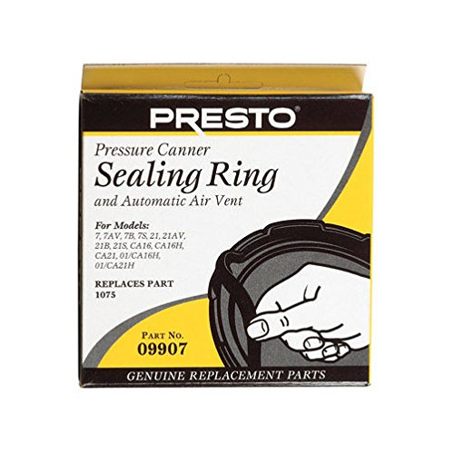 (Presto 09907 Pressure Cooker Sealing Ring )