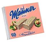 Hazelnut Cream Filled Wafers (Manner) 72g