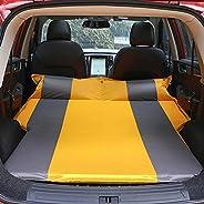 Multifunctional Car Air Mattress,Car Automatic Air Mattress, Trunk Travel Thickened Air Bed SUV Air Mattress,